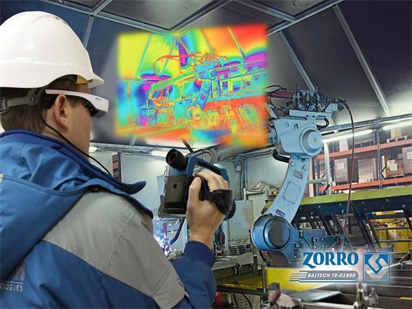 Тепловизор для диагностики трансформаторов, проверка трансформаторов, контроль