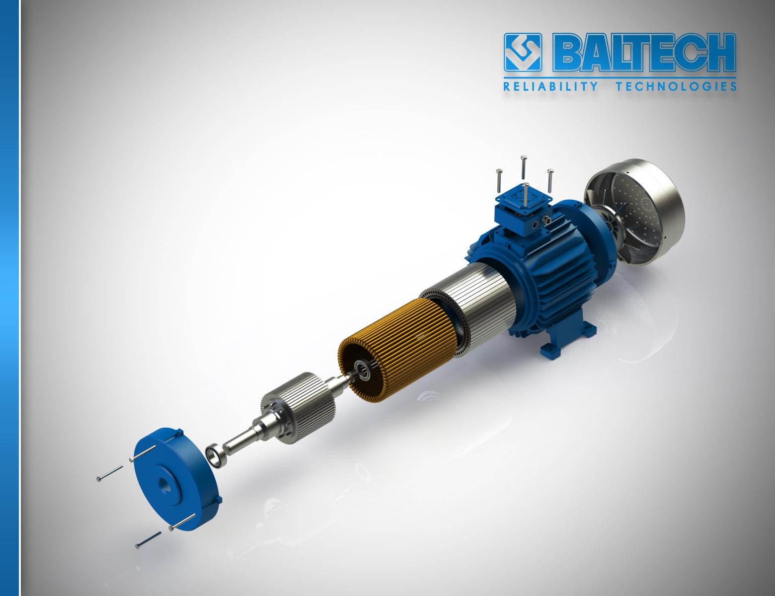 Ремонт и сервис электрических машин, диагностика электродвигателей
